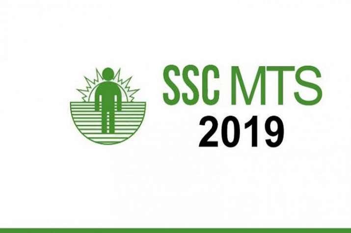 ssc mts admit card 2019- India TV