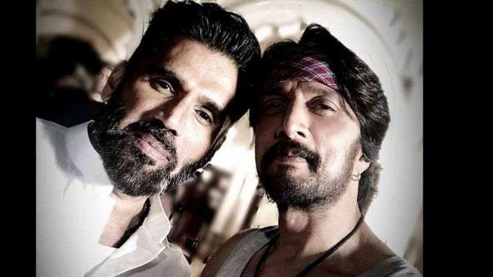 सुदीप और सुनील...- India TV
