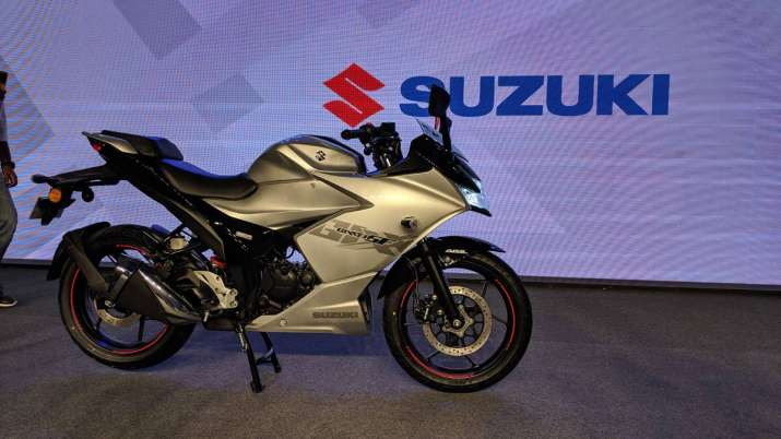Suzuki Motorcycle launches all new Gixxer priced at Rs 1 lakh- India TV Paisa