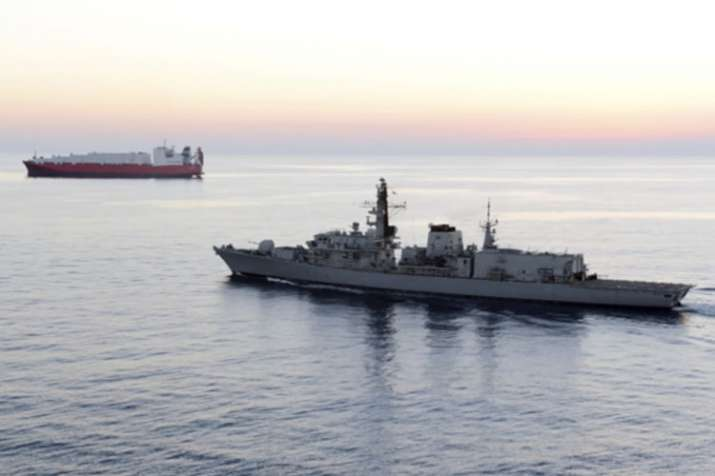 Iranian boats attempted to impede British tanker in the Gulf, says UK | AP Representational- India TV