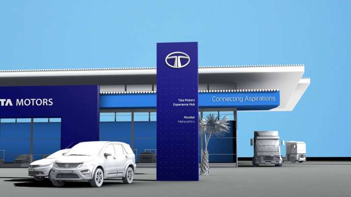 Tata Motors reports net loss of Rs 3,679 cr in Q1- India TV Paisa