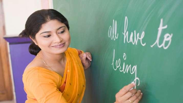 aees teacher recruitment- India TV