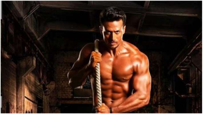 Tiger shroff- India TV