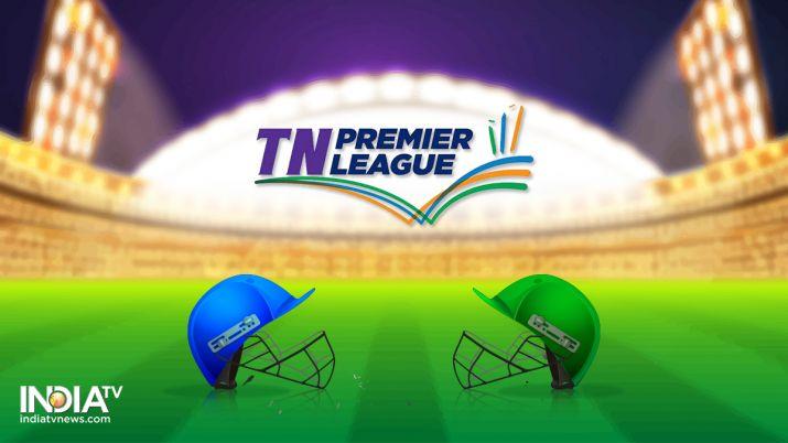 चेपॉक सुपर गिल्लीज़ बनाम कराईकुडी कलई लाइव स्ट्रीमिंग, tnpl 2019 लाइव स्ट्रीमिंग चेपॉक सुपर गिल्लीज़- India TV