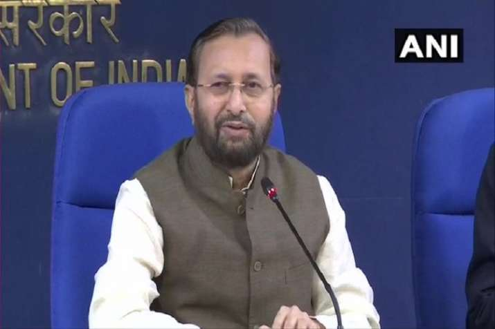 Union Minister Prakash Javadekar- India TV Paisa