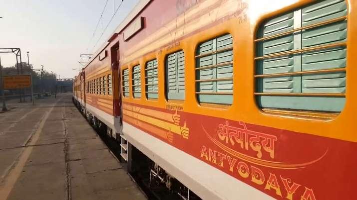 Antyodaya Express- India TV