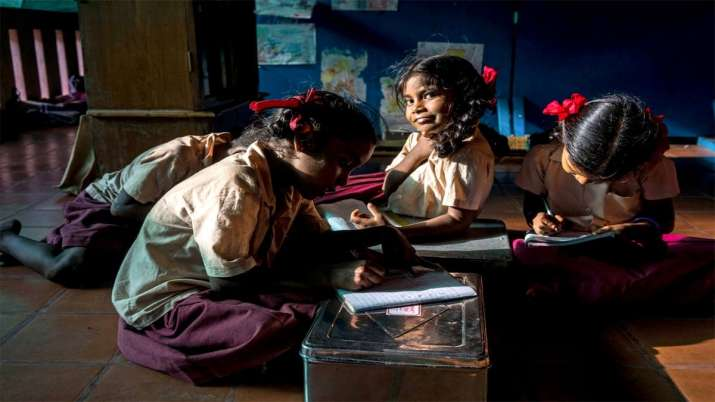 Electricity in Schools- India TV