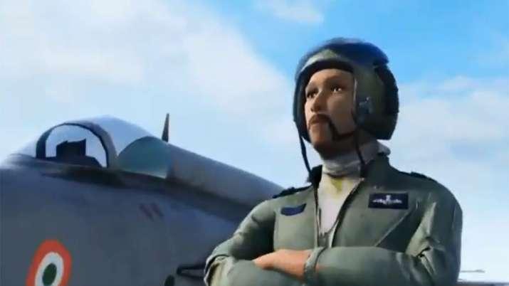 IAF combat game- India TV