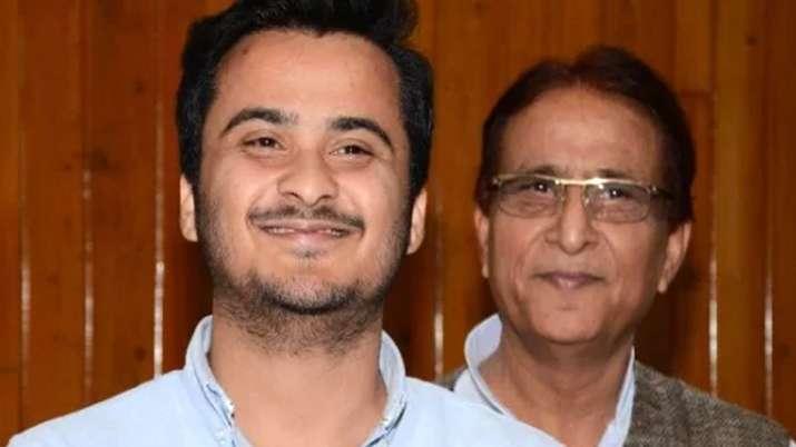 azam khan son abdullah- India TV