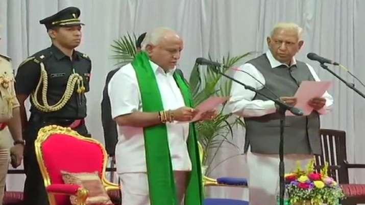 कर्नाटक: बीएस...- India TV