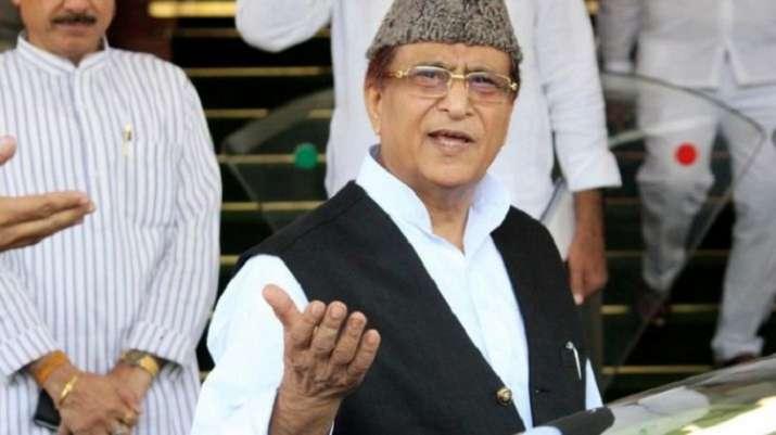Azam Khan's reaction on Nahid Hasan statement - India TV