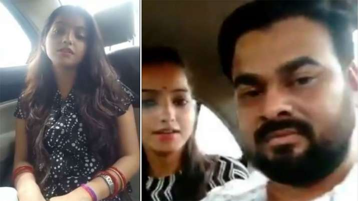 साक्षी अजितेश- India TV