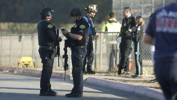 California garlic festival shooting: four dead including gunman | AP- India TV