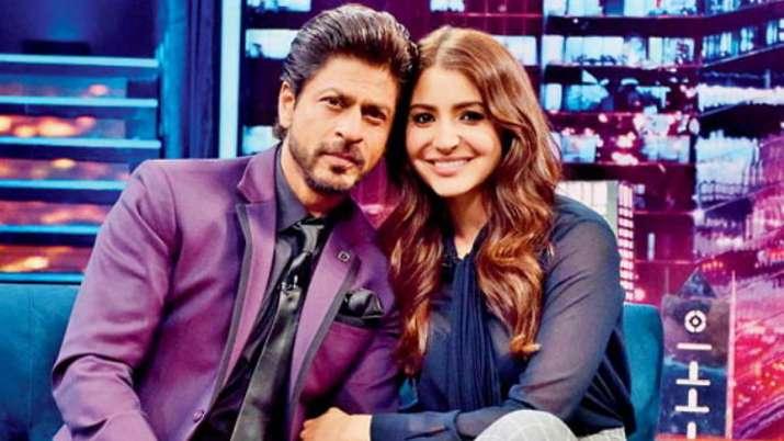 शाहरुख खान और...- India TV