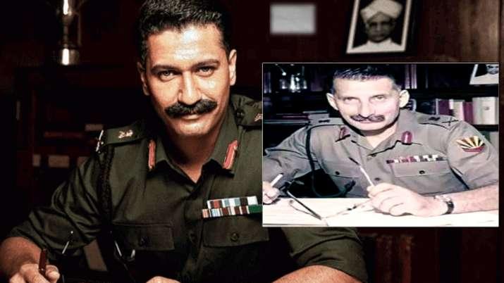 Vicky Kaushal and Sam Manekshaw- India TV