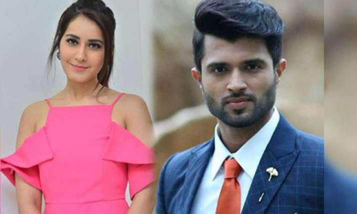 विजय देवरकोंडा- India TV