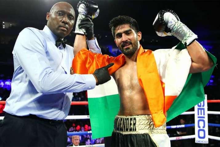 विजेंदर सिंह- India TV