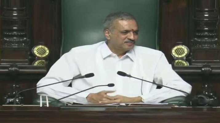 Vishweshwar Hegde Kageri elected as new speaker of Karnataka Assembly - India TV