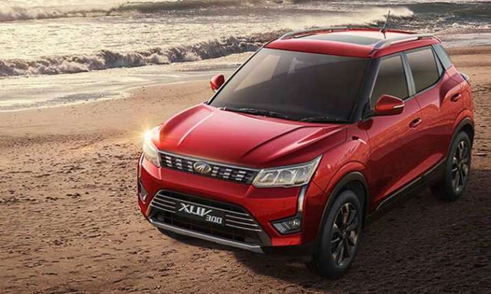 Mahindra drives in AMT version of XUV300 at Rs 11.5 lakh- India TV Paisa