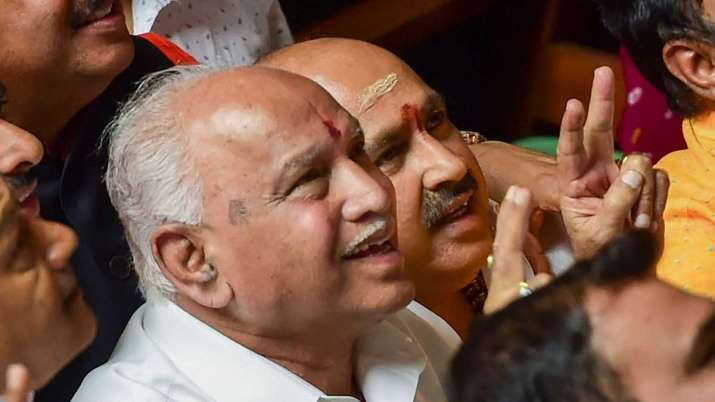BSY changes spelling, it's Yediyurappa now- India TV