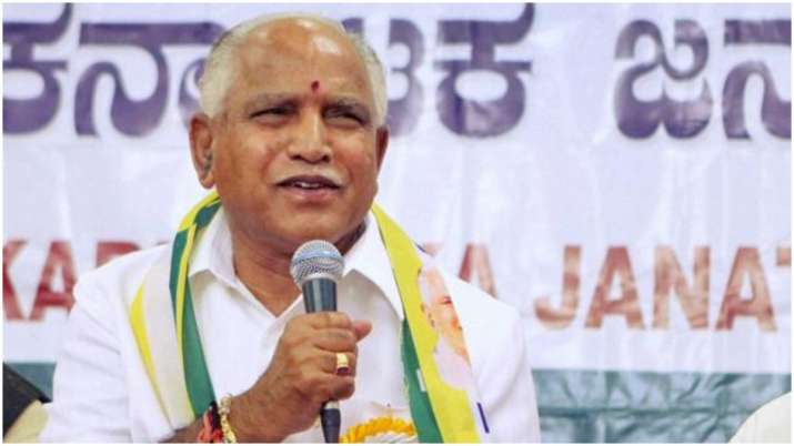Yeddyurappa- India TV
