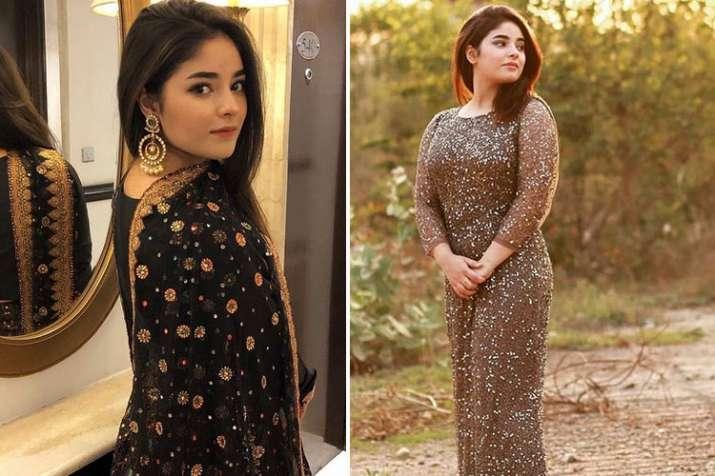 Zaira Wasim- India TV
