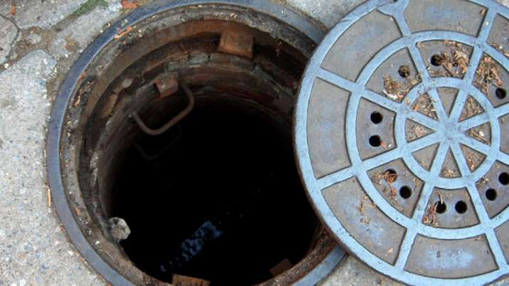 sewer- India TV
