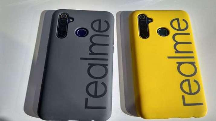 Realme 5, Realme 5 Pro featuring quad cameras launched in India