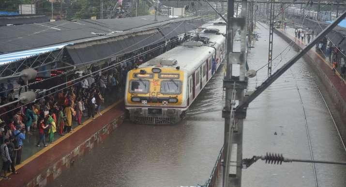 Mumbai Rain- India TV