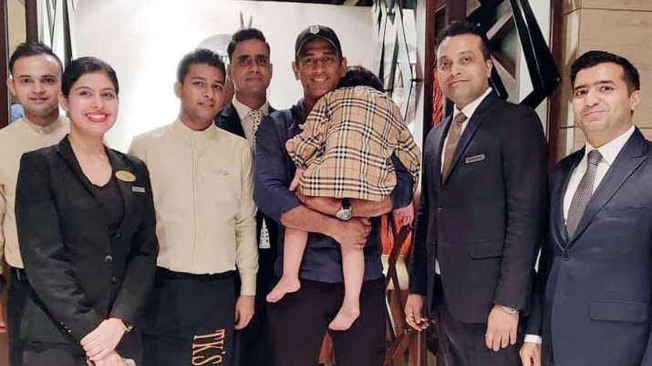 MS Dhoni, Former India Team Captain- India TV