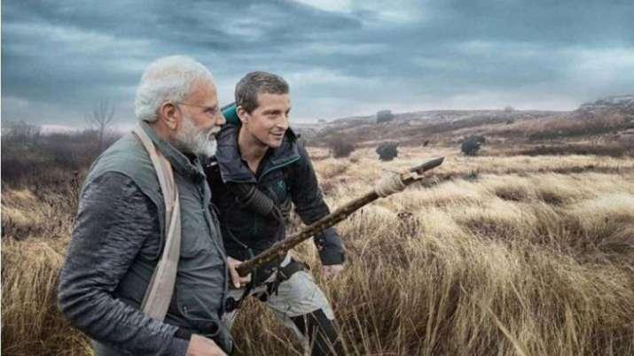 Day before PM Modi's Man vs Wild telecast, Tourism...- India TV