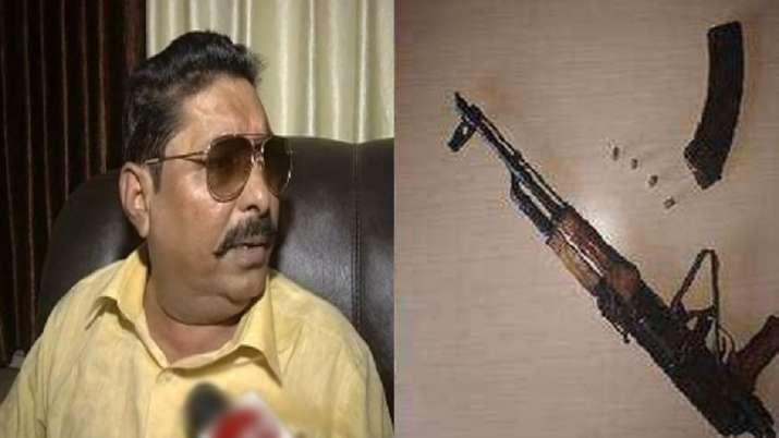Patna police raid to arrest MLA Anant Singh- India TV