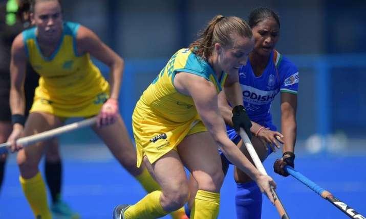 India vs Australia- India TV
