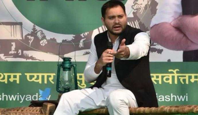 Tejashwi Yadav urges people to be cautious of fake...- India TV