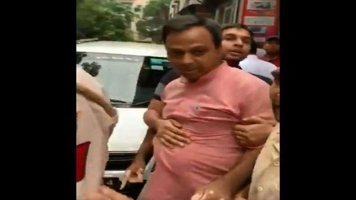 AAP MLA Pankaj Pushkar- India TV