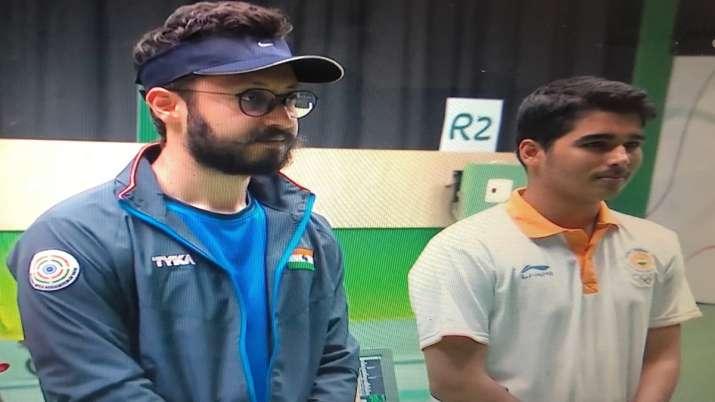 ISSF वर्ल्ड कप में...- India TV