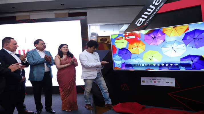 AIWA enters Indian market with new-age consumer electronic products- India TV Paisa
