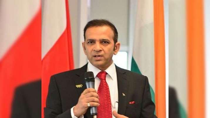 Ajay Bisaria- India TV