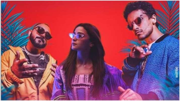 Alia bhatt video song- India TV