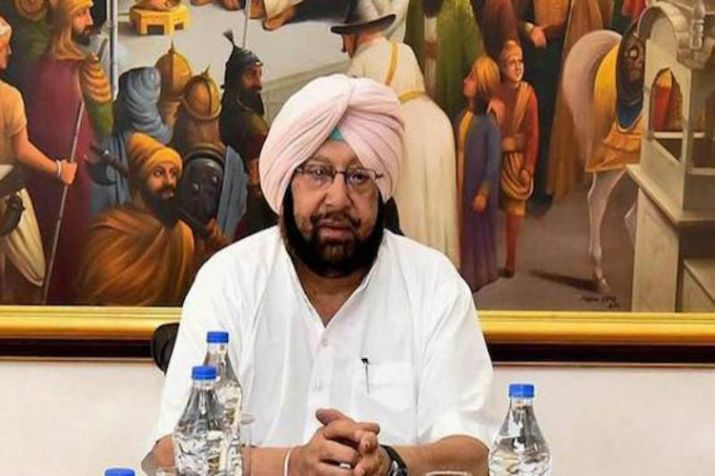 Amarinder Singh- India TV