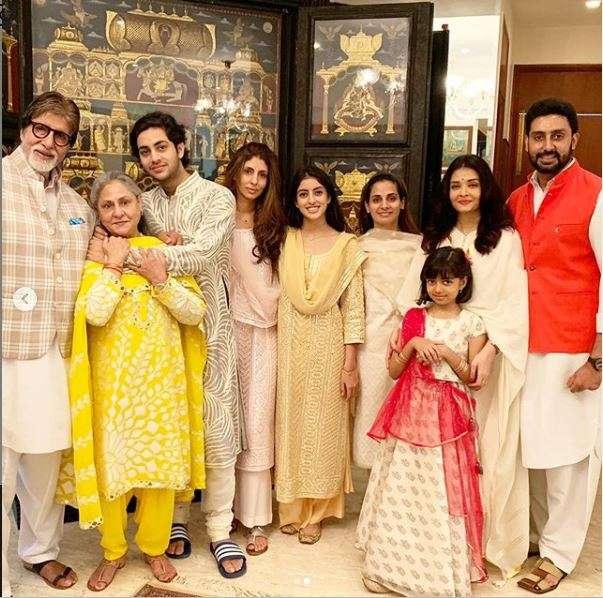 Bachchan family- India TV
