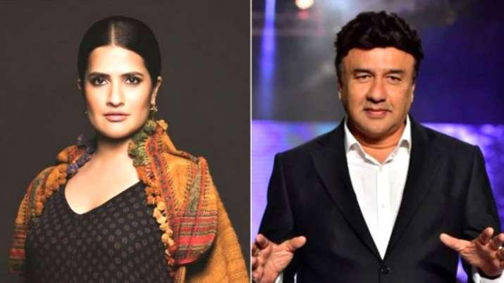 सोना महापात्रा और अनु मलिक- India TV