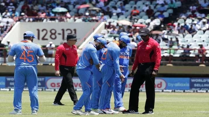 त्रिनिदाद वनडे...- India TV