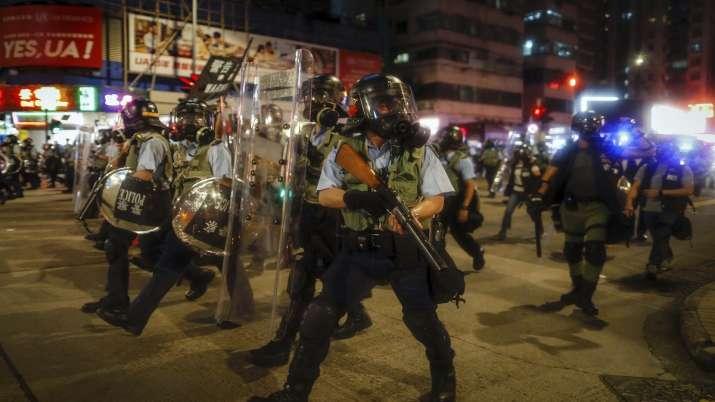यदि हांगकांग संकट...- India TV