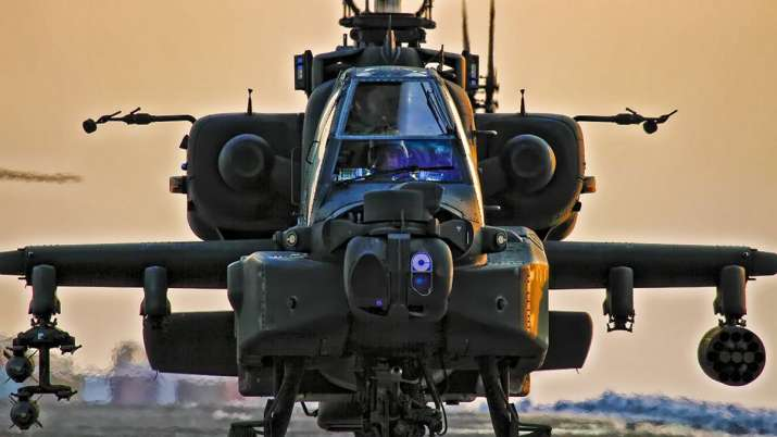 Apache Helicopters- India TV