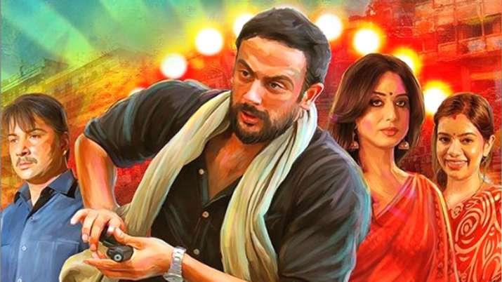Apharan web series- India TV