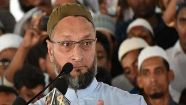 Asaduddin Owaisi targets Modi Government on removal of Article 370 from Jammu Kashmir- India TV