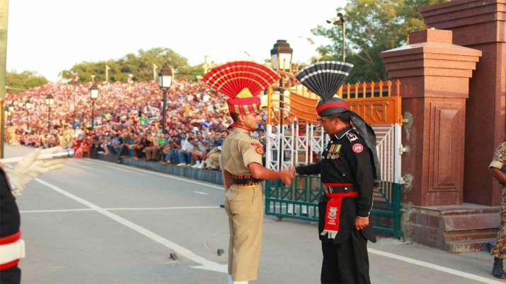 Eid ul Adha no exchange of sweets between BSF and pakistani rangers at Attari Wagah border- India TV