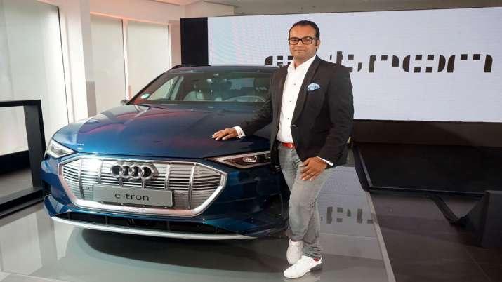 Audi enters India's electric vehicle bandwagon with...- India TV Paisa