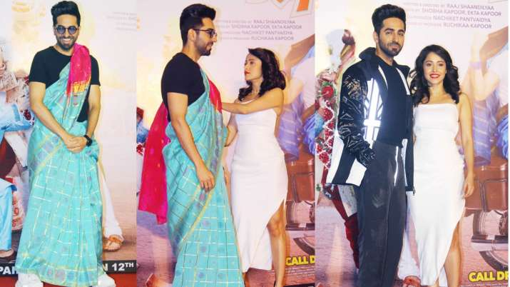 ayushmann khurrana dream girl trailer launch- India TV